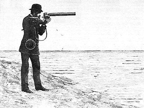 Etienne Marey, Fusil Photographique