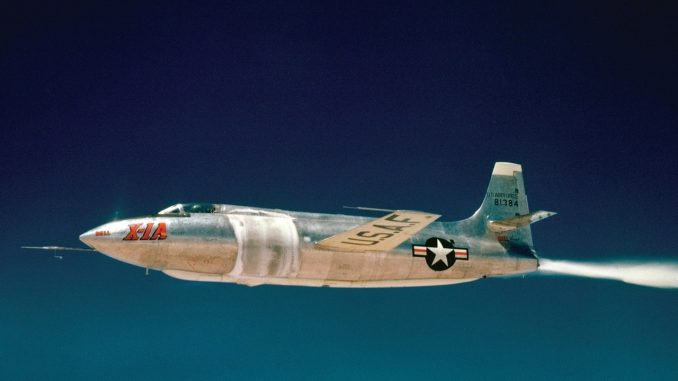 Chuck Yeager's plane