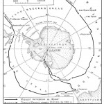 Science Art: <i>Amundsen Expedition Map of Antarctica</i>, 1911-1912