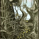 Science Art: <i>Jungle Allure</i> by Diane Walker
