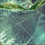 Science Art: <i>Nazca Lines, Peru, 2000</i>, NASA&#8217;s Earth as Art