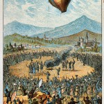 Science Art: <i>First test flight with an aerostat at Annonay</i>