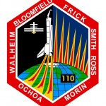 Science Art: <i>STS 110 Insignia</i>, NASA