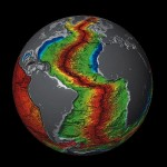 Science Art: <i>Age of Oceanic Crust</i>, NOAA, modified by Rapture2018.