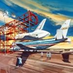 Science Art: <i>Space Shuttle</i>, concept art from NASA&#8217;s Glenn Research Center.