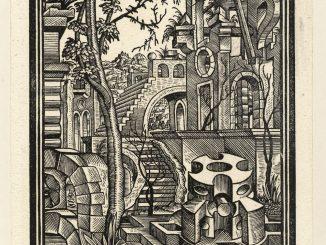 Scientific illustration of geometrical figures.